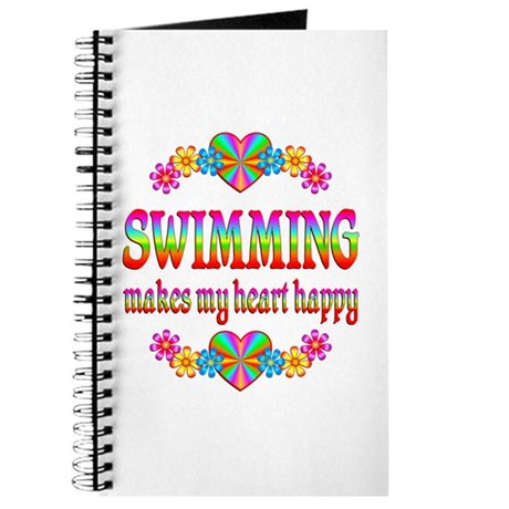 Swimming Happy Journal