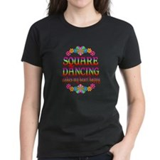 Square Dancing Happy Tee