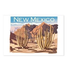 New Mexico Desert Postcards (Package of 8)