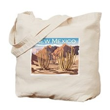 New Mexico Desert Tote Bag