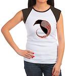 Morrigan celtic Women's Cap Sleeve T-Shirt