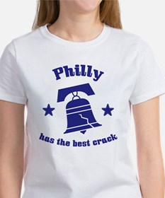 Philly Has The Best Crack Tee