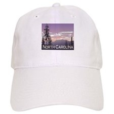 North Carolina Mountains Baseball Cap