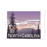 North carolina Postcards