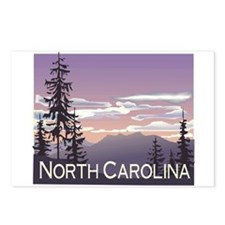 North Carolina Mountains Postcards (Package of 8)