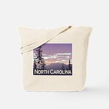 North Carolina Mountains Tote Bag