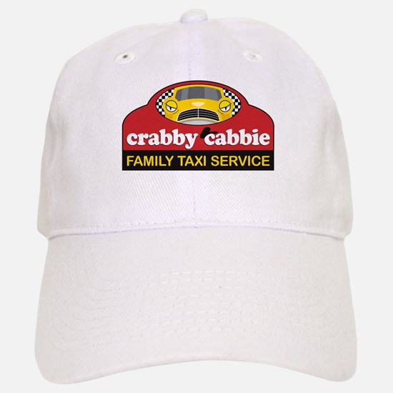 Crabby Cabbie Baseball Baseball Cap