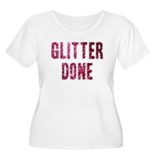 Glitter Done H T-Shirt