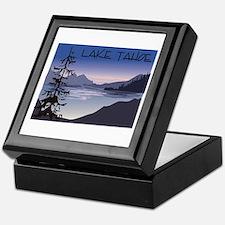 Lake Tahoe Keepsake Box
