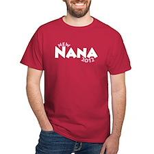 New Nana 2012 T-Shirt