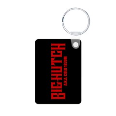 Big Hutch Keychain