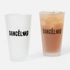 Danceland Drinking Glass