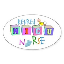NICU Baby Decal