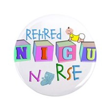 "NICU Baby 3.5"" Button (100 pack)"