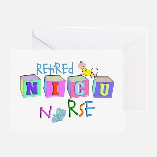 NICU Baby Greeting Card