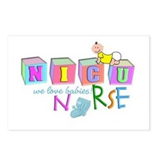 NICU Baby Postcards (Package of 8)