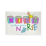 NICU Baby Rectangle Magnet (100 pack)