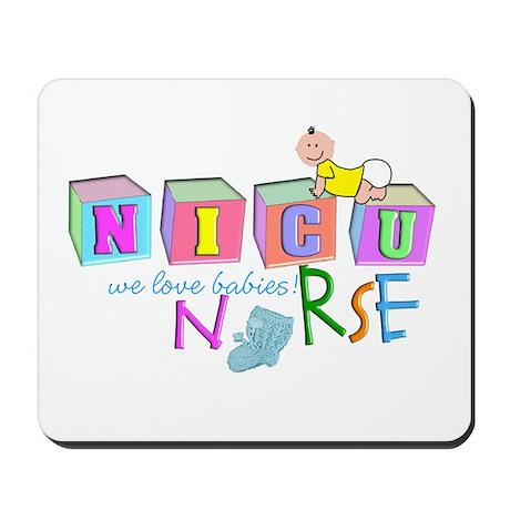 NICU Baby Mousepad
