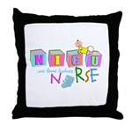NICU Baby Throw Pillow