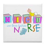 NICU Baby Tile Coaster