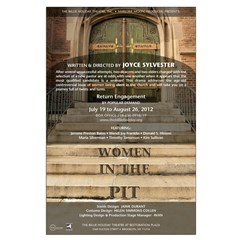 Women in the Pit Posters