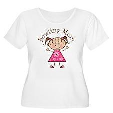 Bowling Mom T-Shirt