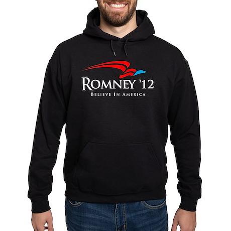 Romney 2012 Hoodie (dark)