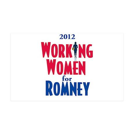 Romney WOMEN 38.5 x 24.5 Wall Peel