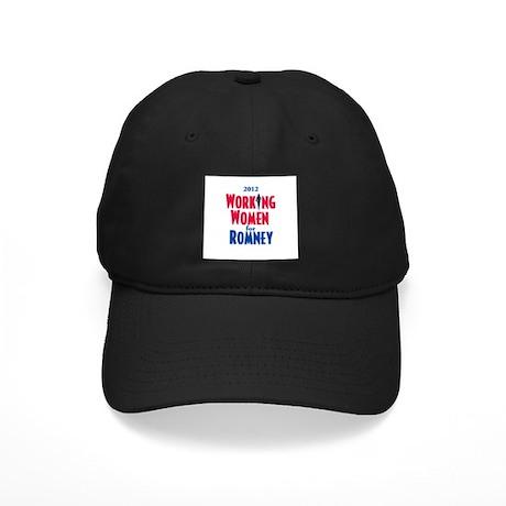 Romney WOMEN Black Cap