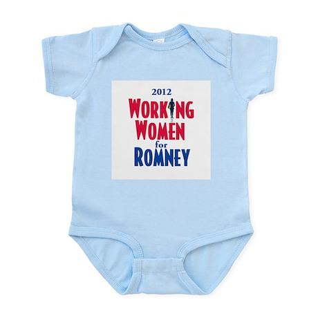 Romney WOMEN Infant Bodysuit