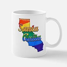 Santa Anita, California. Gay Pride Mug