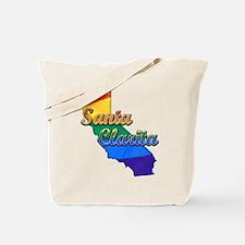 Santa Clarita, California. Gay Pride Tote Bag