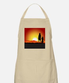 Cute Mother daughter Apron