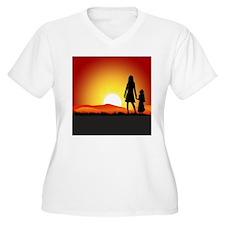 Cute Sunrise T-Shirt