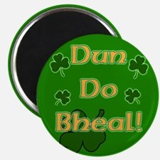Shut Your Mouth! Irish Gaelic Magnet