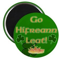 To Hell with You! Irish Gaelic Magnet