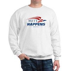 Mitt Happens Sweatshirt