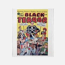 $59.99 Vote for Terror--Black Terror Throw Blanke