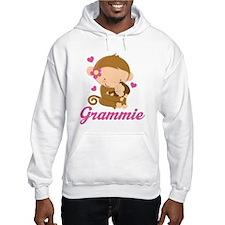 Grammie Monkeys Gift Hoodie