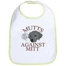 Mutts Against Mitt Bib