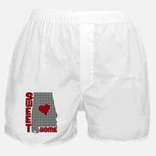 Sweet Home Bama Boxer Shorts