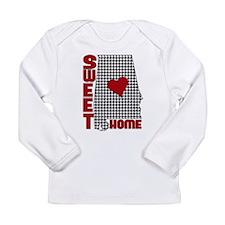 Sweet Home Bama Long Sleeve Infant T-Shirt