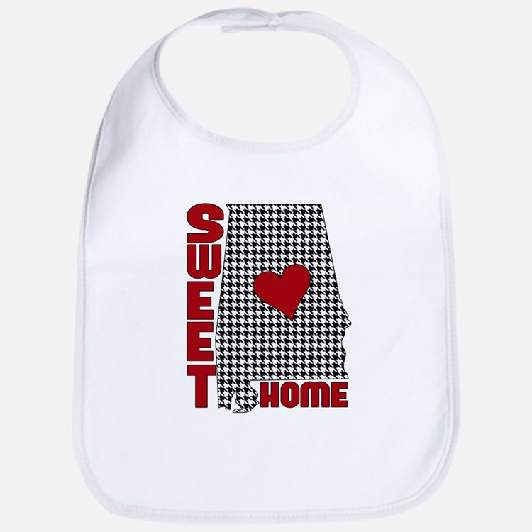 Sweet Home Bama Bib