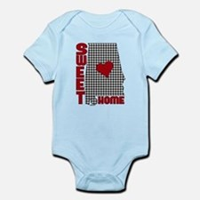 Sweet Home Bama Infant Bodysuit