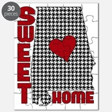 Sweet Home Bama Puzzle
