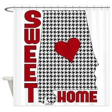 Sweet Home Bama Shower Curtain