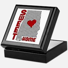 Sweet Home Bama Keepsake Box