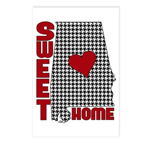 Sweet Home Bama Postcards (Package of 8)