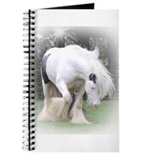 All White Stallion Journal