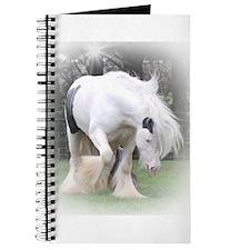 All White Stallion Journal
